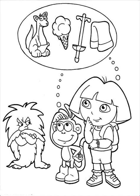 coloring pages of dora and friends coloring pages dora and friends bestappsforkids com