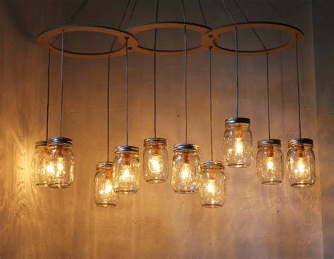 diy lights in a jar fabriquer une suspension id 233 es cr 233 atives et