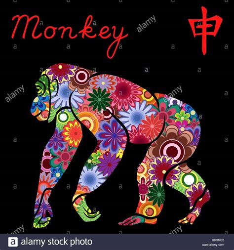 new year metal monkey zodiac sign monkey fixed element metal symbol of