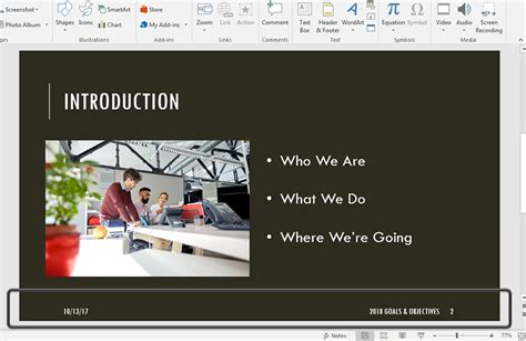 how to update footer in powerpoint how to quickly edit a footer in powerpoint in 60 seconds