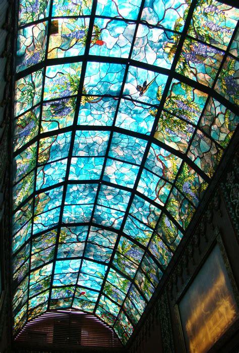 stained glass ceiling stained glass ceilings 28 images stained glass ceiling at palm court plaza hotel nyc stowe