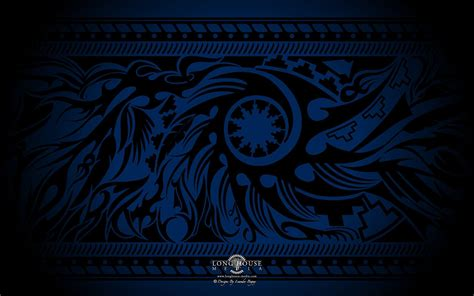 hd tribal pattern background blue tribal wallpapers wallpaper cave