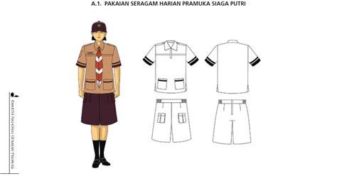 Baju Pramuka Penegak Putri No 13 seragam pramuka seragam pramuka terbaru