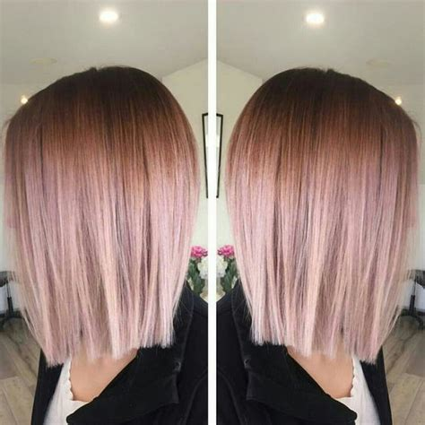 lorenzo brown hair color 35 sparkling brilliant rose gold hair color ideas