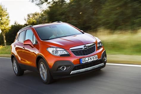 opel europe opel registers 100 000 orders for mokka across europe