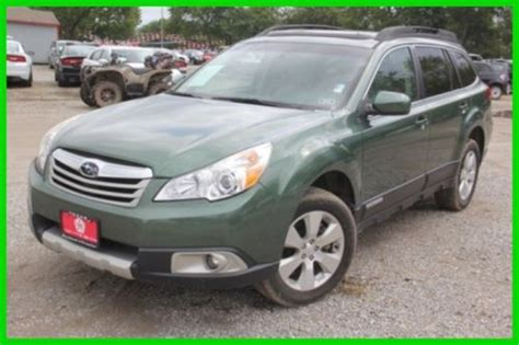 how to fix cars 2011 subaru outback electronic toll collection find used 2011 3 6r limited used 3 6l h6 24v automatic awd wagon in bonham texas united states