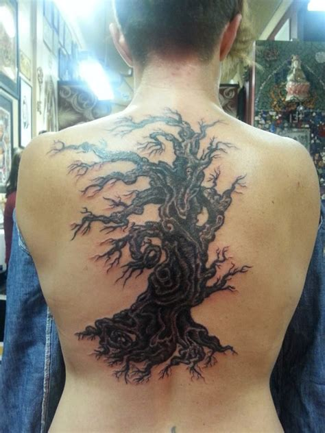 oak tree tattoo designs oak tree ideas