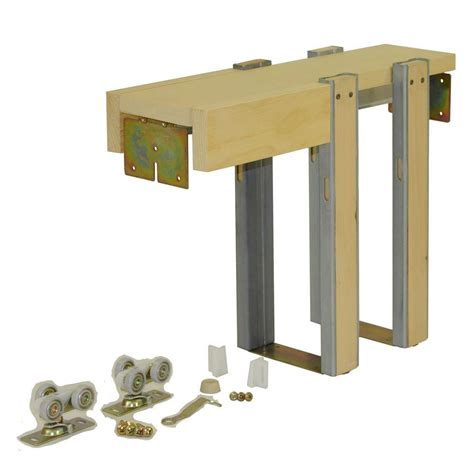 johnson hardware 1560 series pocket door frame for doors