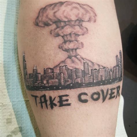 mushroom cloud tattoo 21 designs ideas design trends