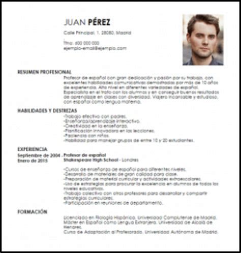 Resume Format Job by 6 Conseils Pour Un Cv Espagnol
