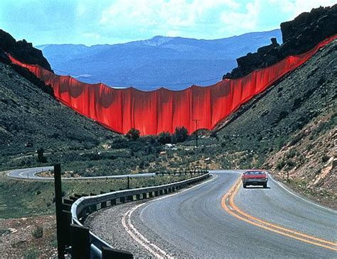 the valley curtain christo and jeanne claude esther walker s blog