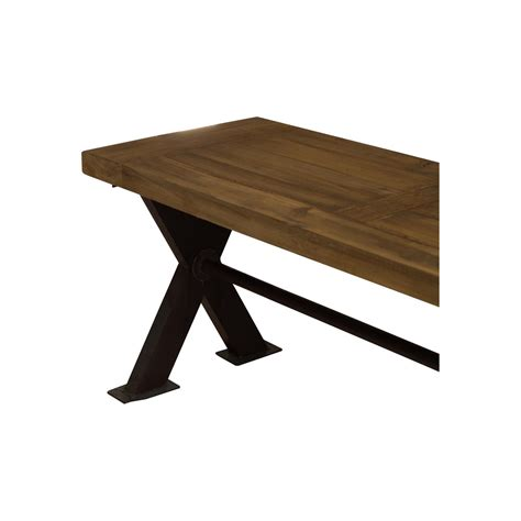 Banc Fer by Banc Bois Fer Awesome Top Banc Metal Et Bois With