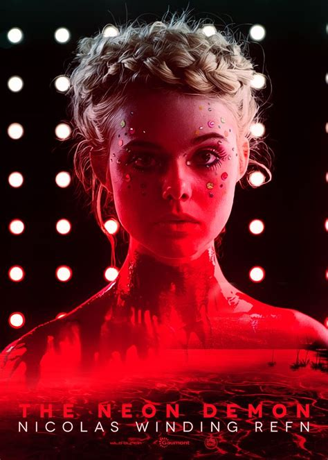 the neon demon new posters 64 best branded to film club the neon demon images on