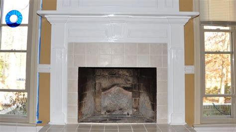 standard mantel height what is the standard height of a fireplace mantel