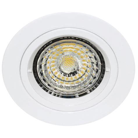 mini pro 8w led downlight kit white cool white kledo8wfw4k