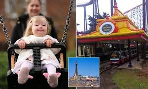 mother s disgust after nursery bans three year old boy blackpool pleasure beach allegedly bans girl because she