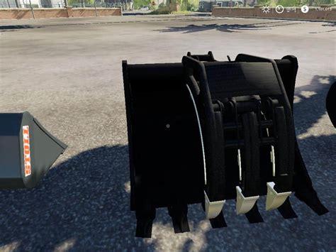 volvo excavator pack   fs  farming simulator  mod fs ls  mod