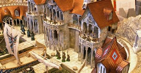 warhammer fantasy battle tabletop gaming terrain