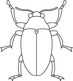 Bug Template by Bug Template Printable Clipart Best