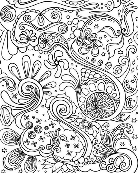 Trippy Coloring Pages Mushrooms by Printable Trippy Coloring Pages Coloring Home