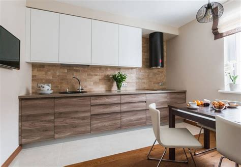 one wall kitchen with island design yahoo image search one wall kitchen design for small space bahay ofw