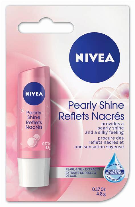 Lipgloss Nivea nivea pearly shine lip balm reviews in lip balm chickadvisor