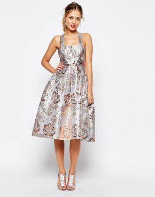 Premium Dress Part 1 asos asos salon metallic jacquard midi prom dress