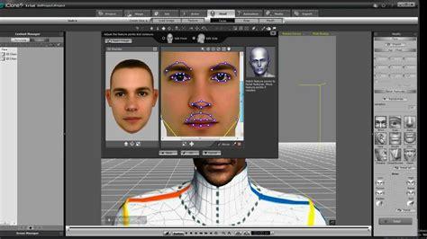 crear imagenes en 3d online gratis como crear una cabeza en 3d apartir de una imagen en 2d