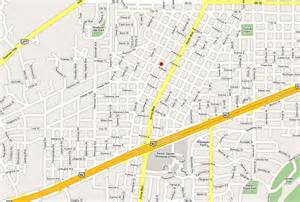 wichita falls map the floral heights church of in wichita falls