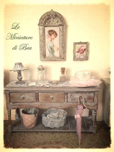 shabby doll house 190 best images about shabby chic dollhouse miniatures on pinterest miniature