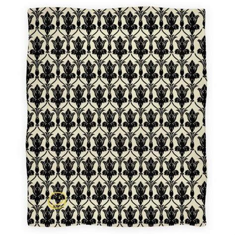 pattern wall blanket sherlock wallpaper blanket blanket patterns design