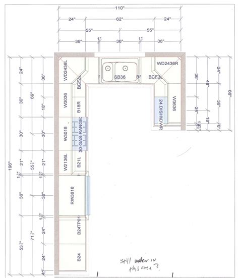 u shaped kitchen floor plans u shaped kitchen floor plans