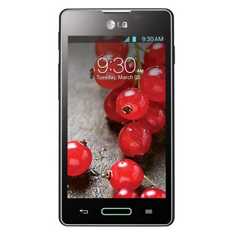 Hp Lg Optimus L5 Ii E450 telefono lg optimus e450 l5 ii negro telefonia tiendas de informatica app franquicias de