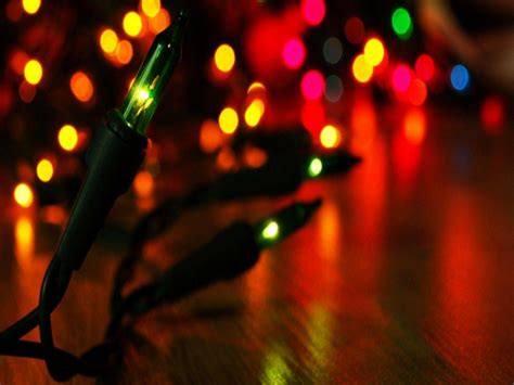 christmas light backgrounds wallpaper cave