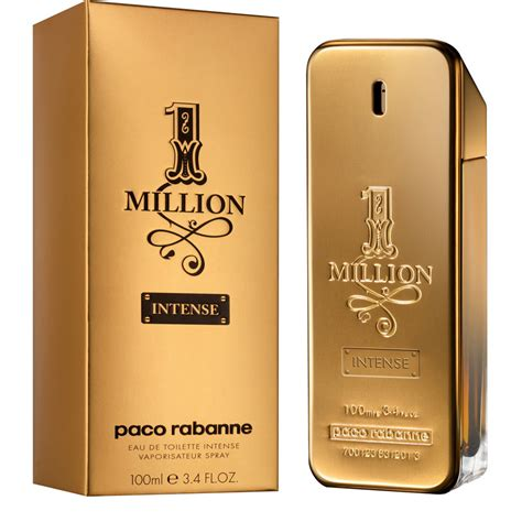 Paco Rabanne One Million 1115 by Paco Rabanne 1 Million Review Best Cologne For