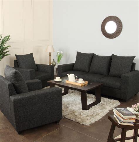 Flipkart Sofa Set by Furnicity Fabric 3 1 1 Grey Sofa Set Price In India