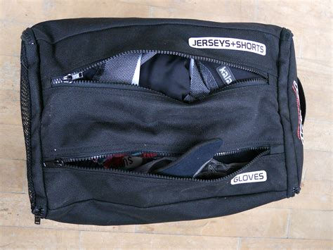 Handmade Cing Gear - review custom rainbags from scicon with a up for