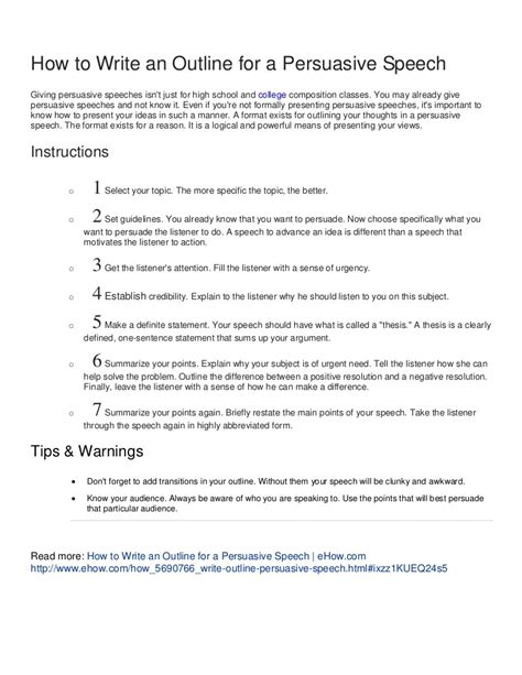 how do you make an outline for a research paper how do you make an outline for a persuasive essay