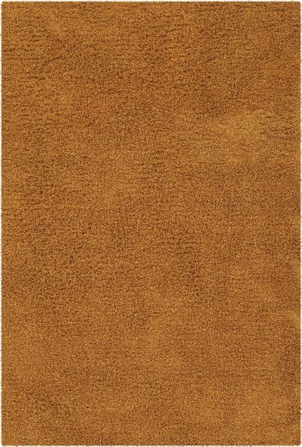 gold shag rugs gold shag rug 7 9 quot x10 6 quot ensign ens16604 modern area rugs by area rugs