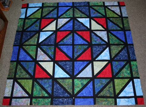 quilt pattern stained glass 36 best images about batik quilts on pinterest twilight