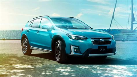2019 subaru hybrid subaru xv 2019 hybrid e boxer in australia by end of 2020