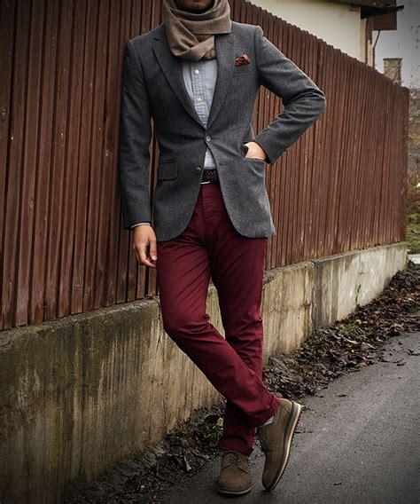 Jaket Pasangan Arsenal Maroon Grey menswear essentials 6 closet staples every should own