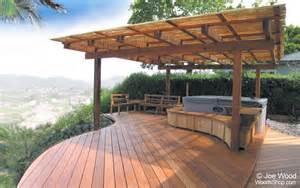 San diego deck patio design