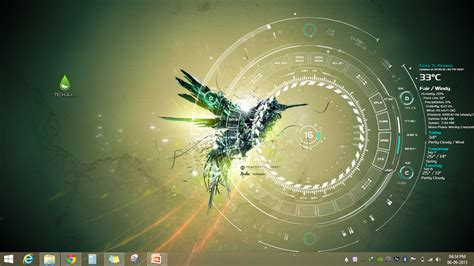 rainmeter themes for windows 8 1 customizing windows 8 8 1 10 rainmeter blogger pooint