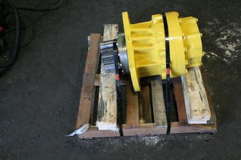 caterpillar swing drives  motors heavy equipment parts