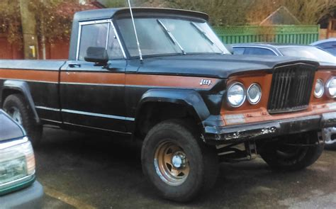Jeep Truck Name Exclusive 1965 Jeep Gladiator For 1 500