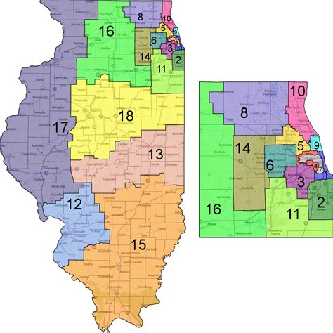 Of Illinois Search 3rd Congressional District Map Of Illinois Images