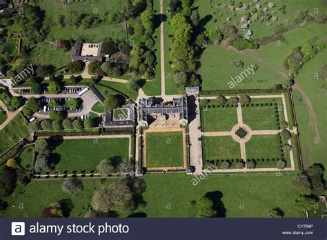 montacute house montacute house national trust stock photo royalty free