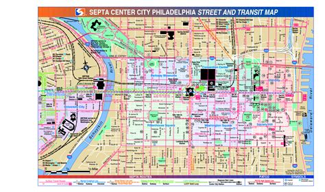 printable street map of philadelphia philadelphia map pdf bnhspine com