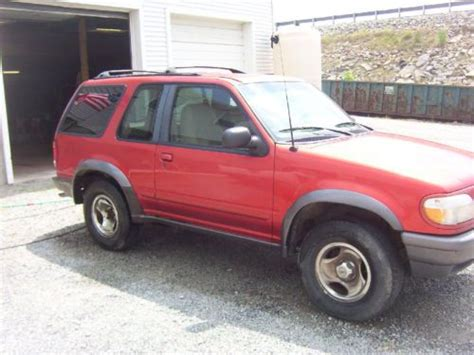 1998 ford explorer sport sell used 1998 ford explorer sport 4x4 no reserve in